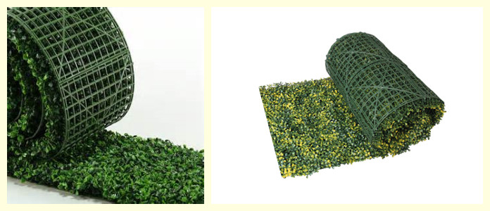 Artificial Boxwood Rolls