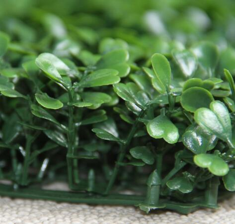 Artificial Boxwood Hedges For Indoor and Outdoor Use