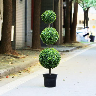 Ornamental Outdoor Topiary Balls