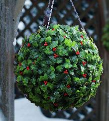 Artificial Topiary Trees & Balls for Super Easy Landscaping
