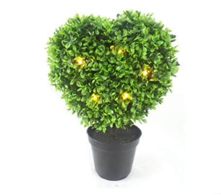 Light your small homes up with Sunwing Lighted Artificial Plants!